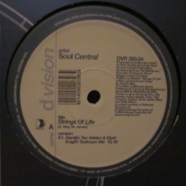 Soul Central - Strings Of Life Album