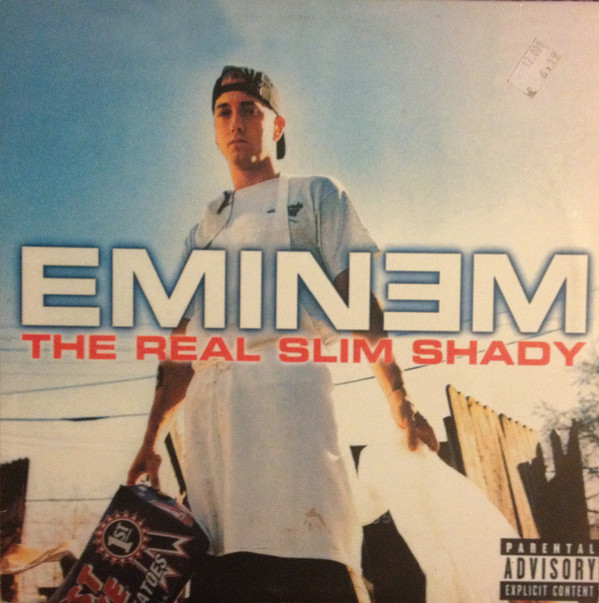 Pictures of Eminem The Slim Shady Lp Clean - #rock-cafe
