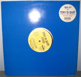 Tony Di Bart - Why Did Ya (The Italian Remixes)