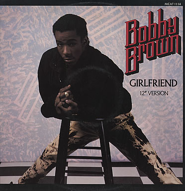 Bobby Brown - Girlfriend Single