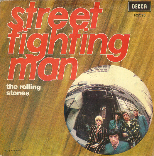 Street Fighting Man (Live) (Single) - The Rolling Stones - NhacCuaTui