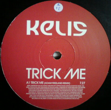 Kelis - Trick Me Single
