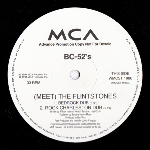 bc 52 meet the flintstones imeem