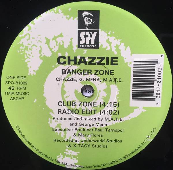 Chazz Featuring Xstacy We're Gonna Go All Night