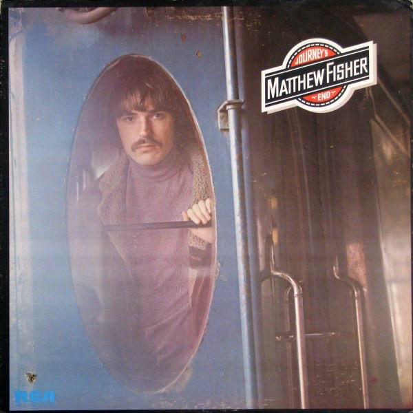 Matthew Fisher - Journey's End CD