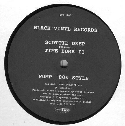 Scotti Deep is Fathoms NY - Brooklyn Beats