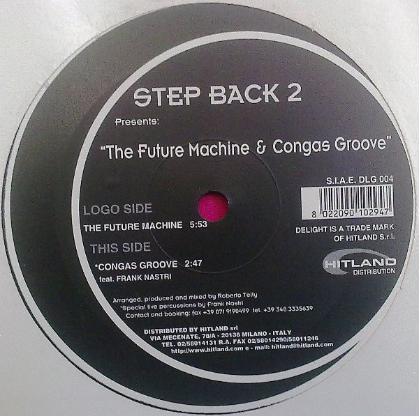 The Future Machine And Congas Groove