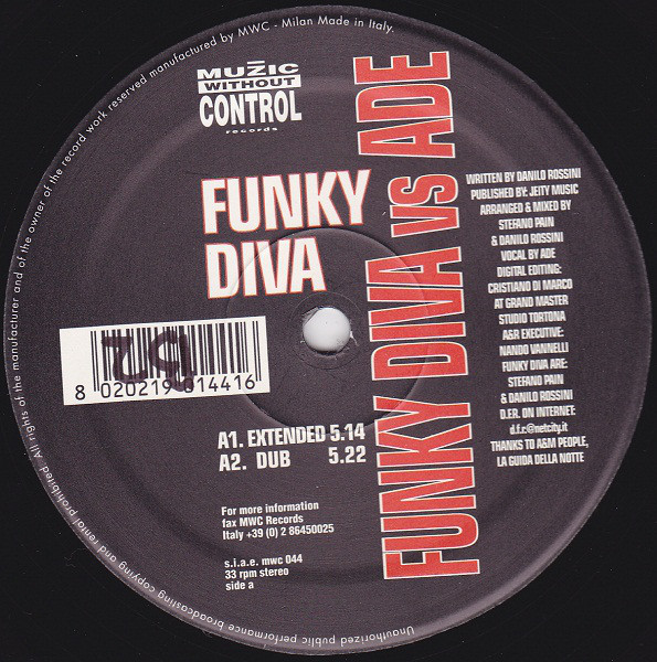 Funky Divas - Nessaja