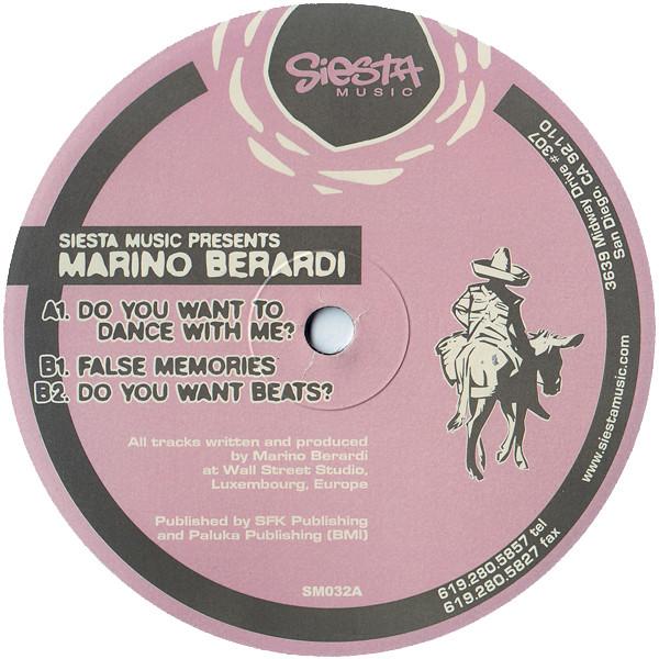 Marino Berardi - Untitled Loops / Tribal Shot