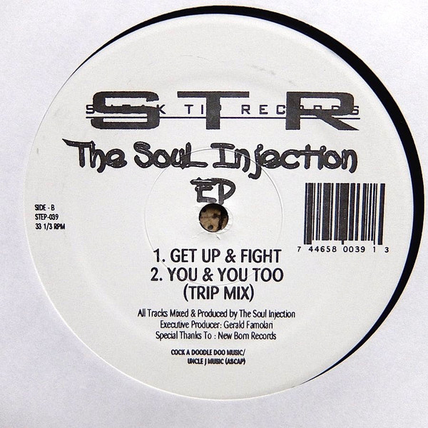Soul Injection - The Soul Injection Ep