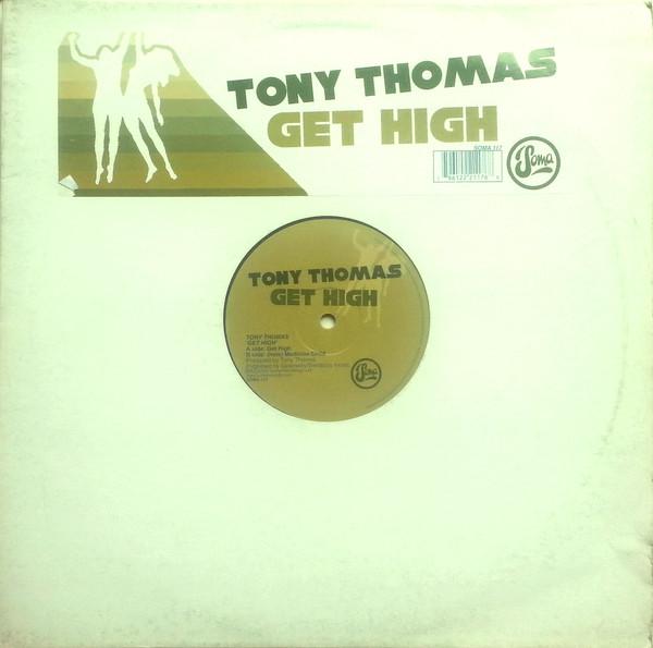 Tony Thomas - Furry Funk EP