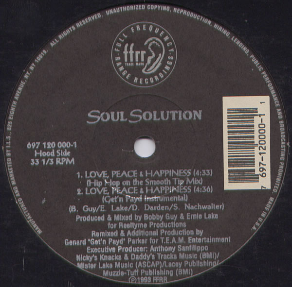 Soul Solution - Love, Peace & Happiness