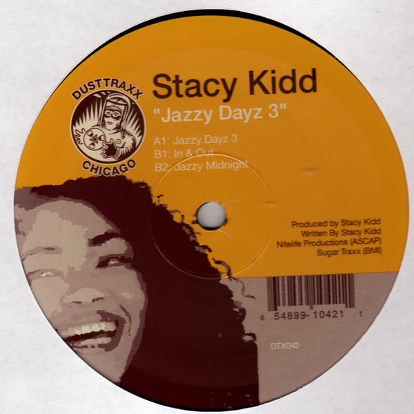 Stacy Kidd - Jazzy Dayz