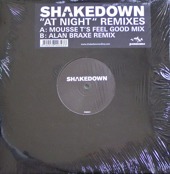 Shakedown At Night Records Lps Vinyl And Cds Musicstack