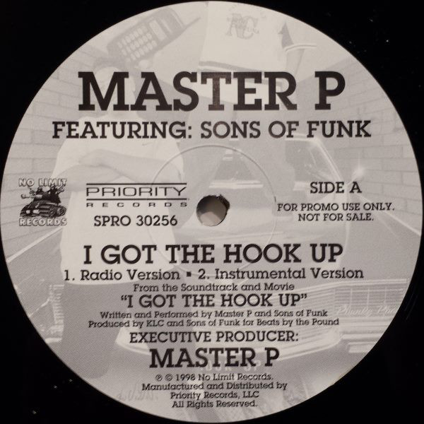 Sons of funk i got the hook up