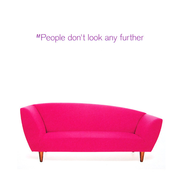 Album DON T LOOK ANY FURTHER by M PEOPLE on CDandLP