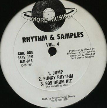 Rhythm And Samples Vol 4