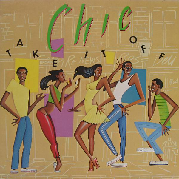 CHIC - Take It Off - 33T