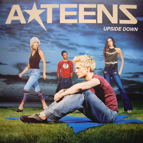 Mia Teens Upside Down A 30