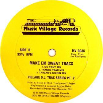 Village Dj Trac Series