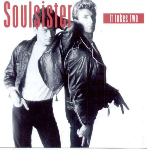 Soulsister - It Takes Two Record