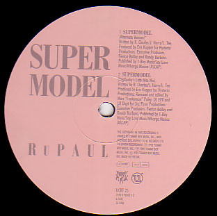 Rupaul Supermodel Records Lps Vinyl And Cds Musicstack