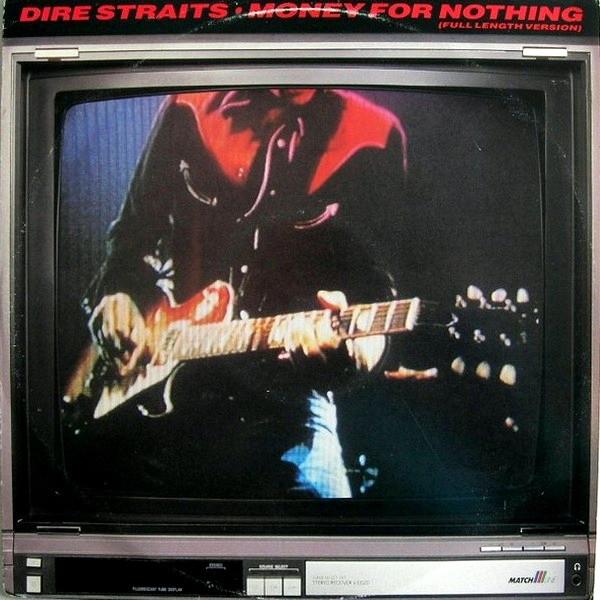 Dire Straits - Money For Nothing (full Length Version) Album