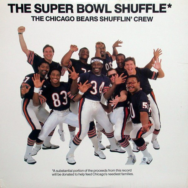 Chicago Bears Shufflin' Crew - The Super Bowl Shuffle Album