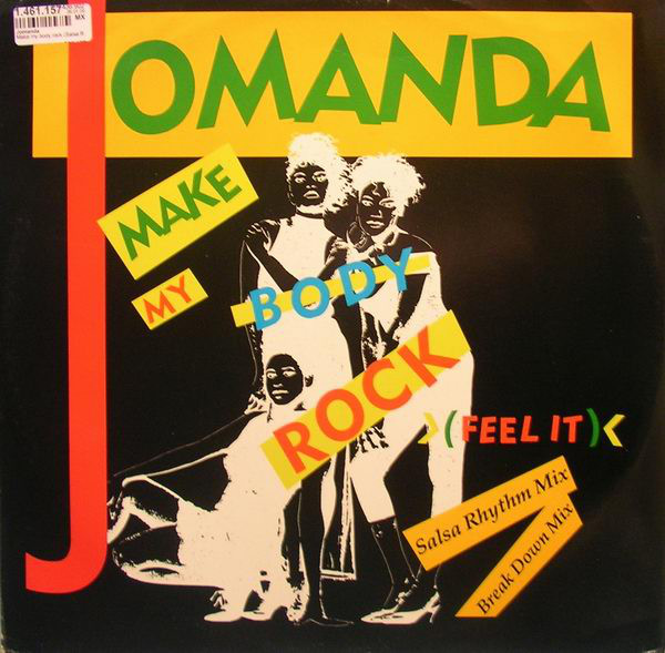 Jomanda - Make My Body Rock (feel It)