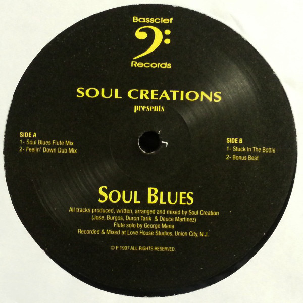 Soul Blues - Soul Creation