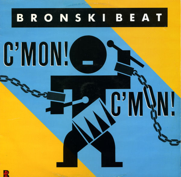 Bronski Beat - C'mon! C'mon! (studio acapella)