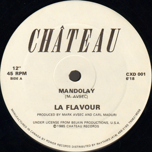 La Flavour - Mandolay Album