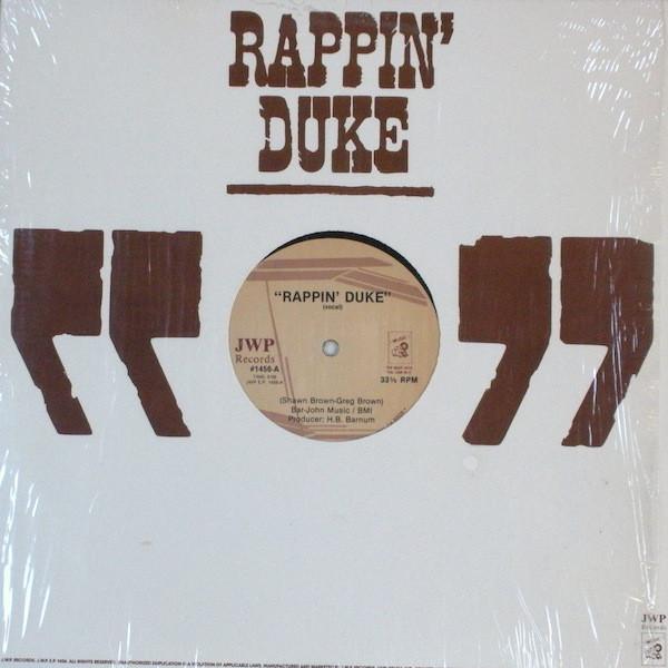 Rappin' Duke - Rappin' Duke Album