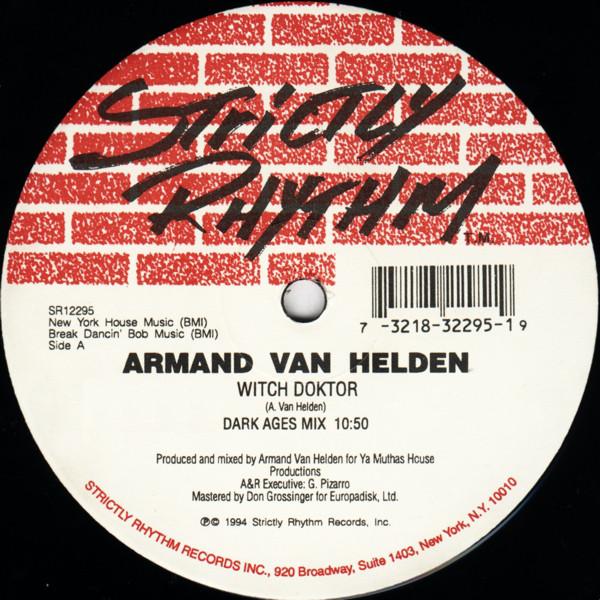 Armand Van Helden - Witch Doktor Album
