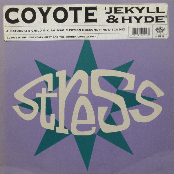 COYOTE - Jekyll & Hyde - 12 inch 45 rpm