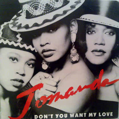 Don't You Want My Love - Jomanda