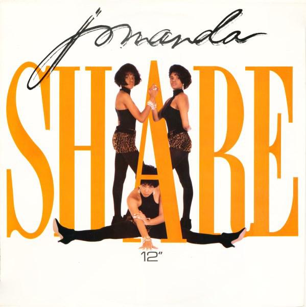 Jomanda - Share / Searchin' Album