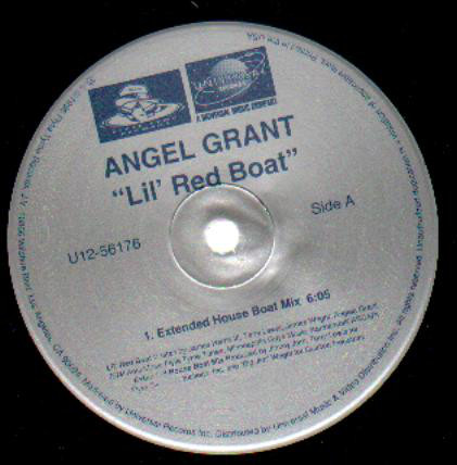 Angel Grant - Lil' Red Boat Album