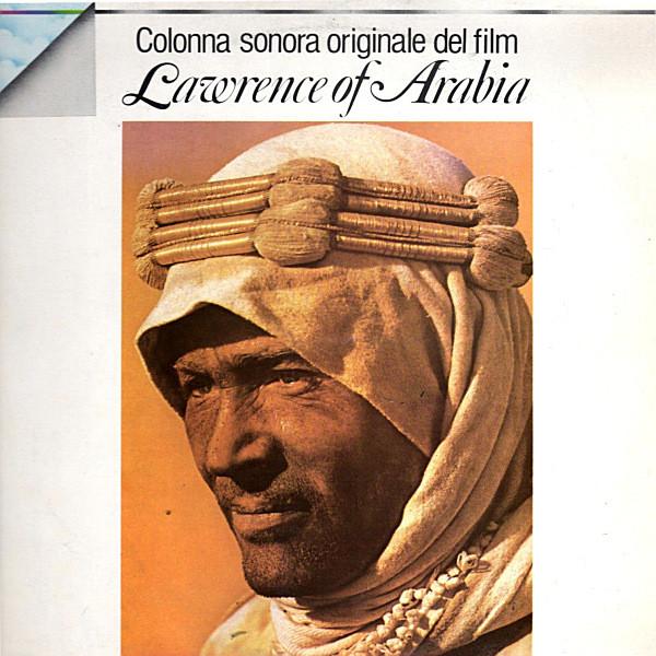 Colonna Sonora Originale Del Film Lawrence Of Arabia