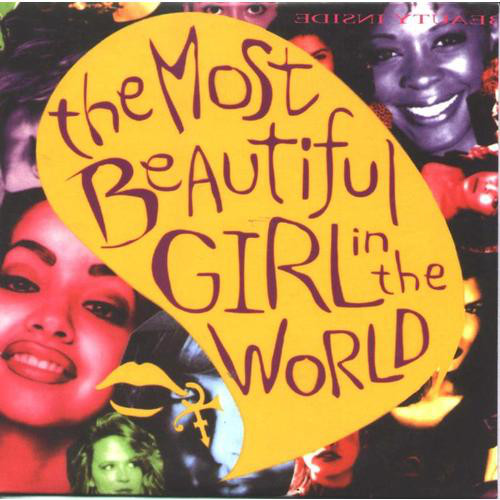 Artist (Formerly Known As Prince) - The Most Beautiful Girl In The World Album