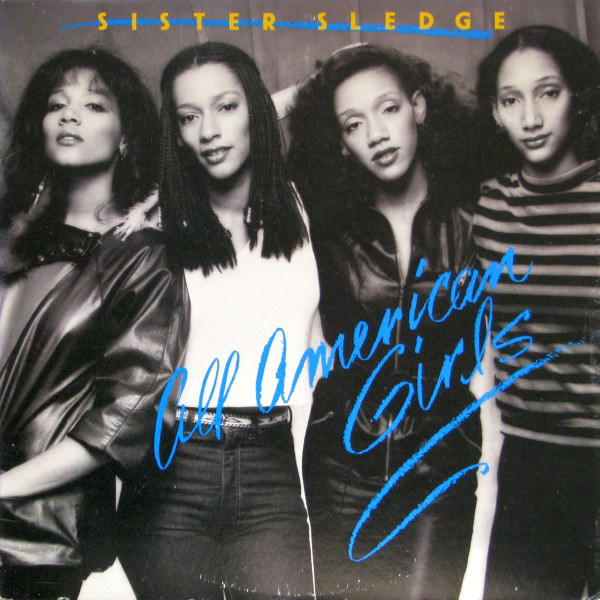 Sister Sledge - All American Girls Vinyl