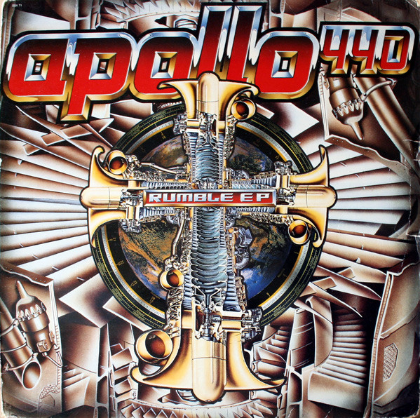 Apollo 440 Records Lps Vinyl And Cds Musicstack