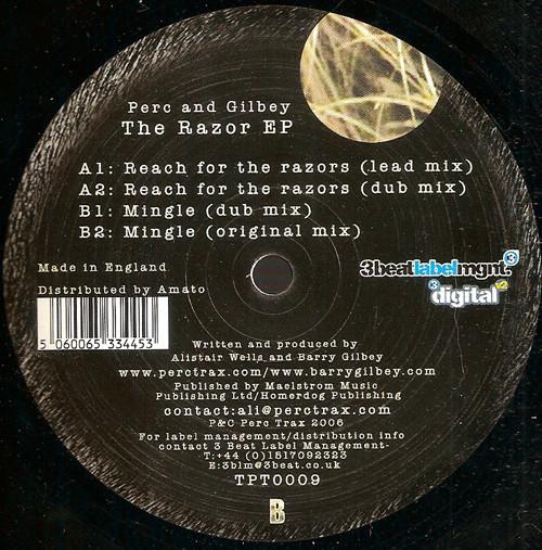 Perc - Sticklebrick