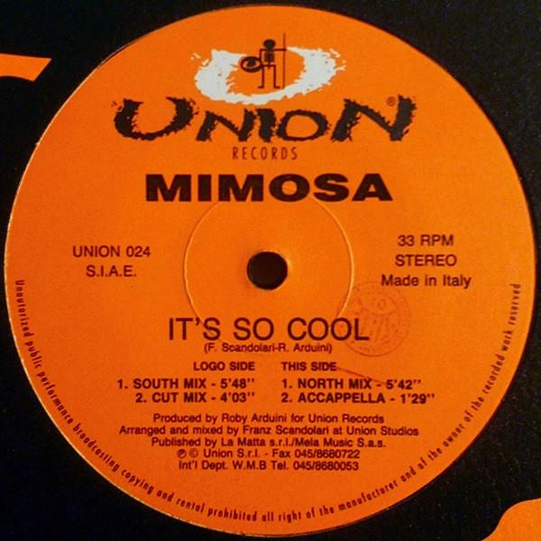 Mimosa & DJ Pedro - Funky Sexy Ting