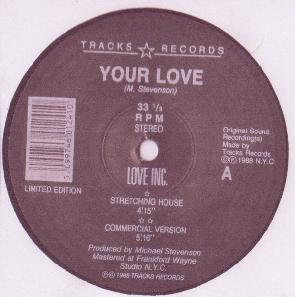 Love Inc - You're A Superstar | Releases | Discogs