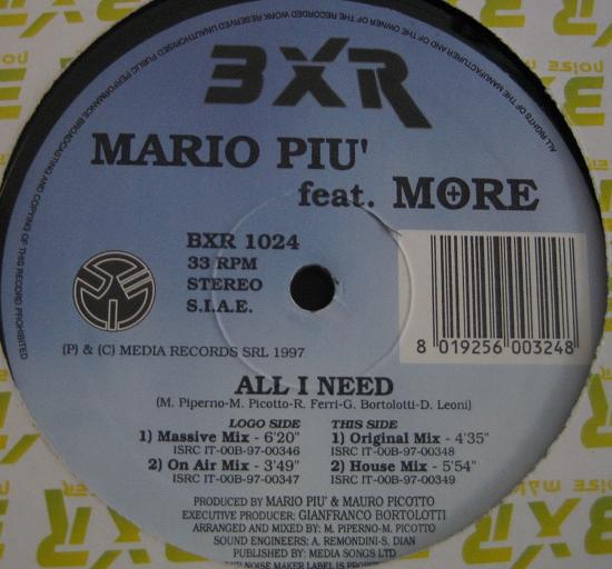 Mario Più - Sexy Rhythm