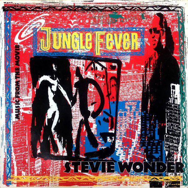 Stevie Wonder - Music From The Movie Jungle Fever