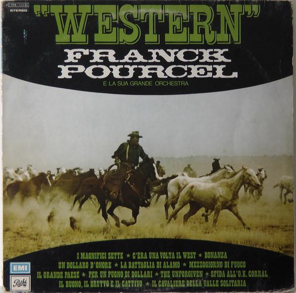 Franck Pourcel Et Son Grand Orchestre - Western