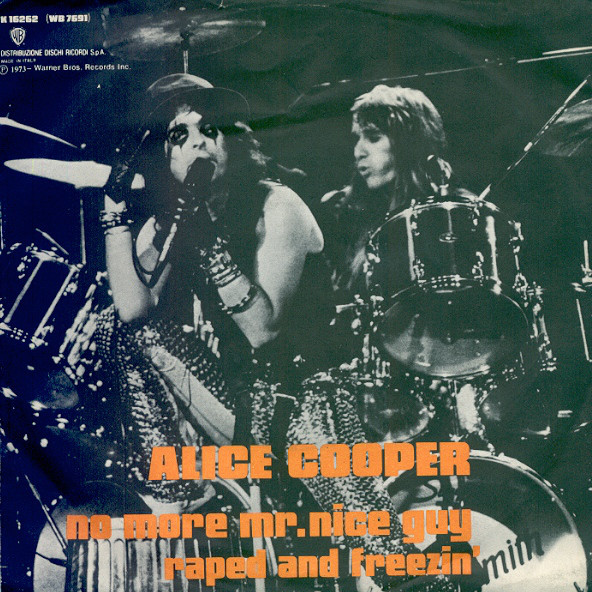 Alice No More Mr Nice Guy Records, LPs, Vinyl and CDs ...