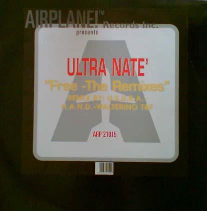 Ultra Naté - Free (Brick City & Oscar G Mixes)